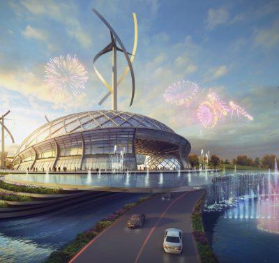 Nature Theme Park Designer