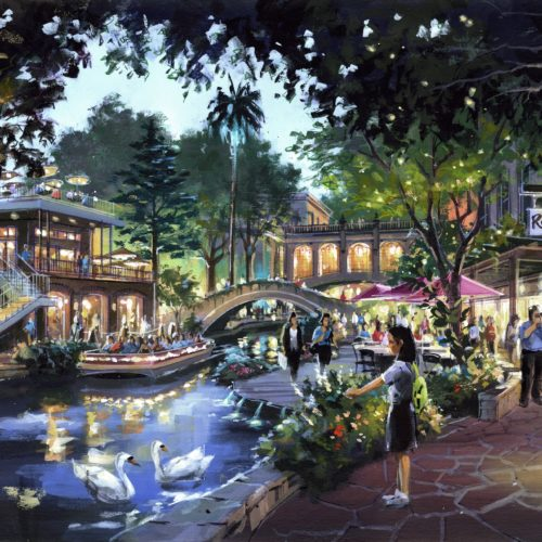 Themed Resort Designer